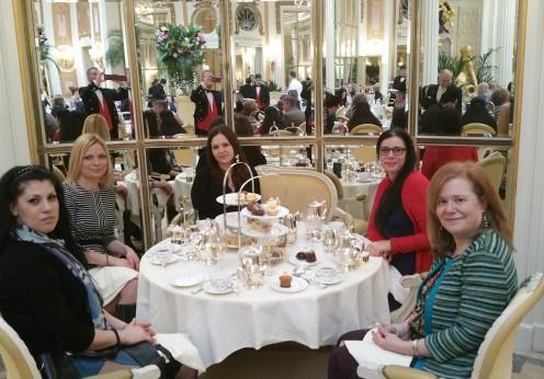 Euroscicon at the Ritz