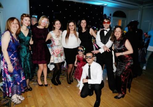 Euroscicon and friends having fun