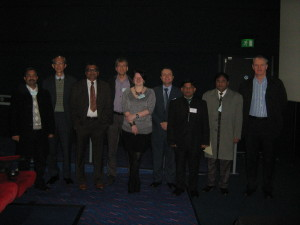 peakers – Day 2 (L-R) – I Mekkaoui Alaoui, Gilbert Lau (Chair - afternoon session), Sachidananda Mohanty, Charlie Frowd, Amy Burrell, Howard Way (Chair - morning session), Adarsh Kumar, Sudhir Gupta and Frank Mullane