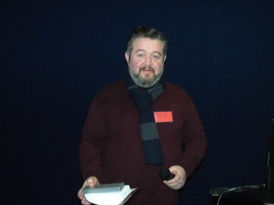 Dr Darren Smith (Chair day 2)