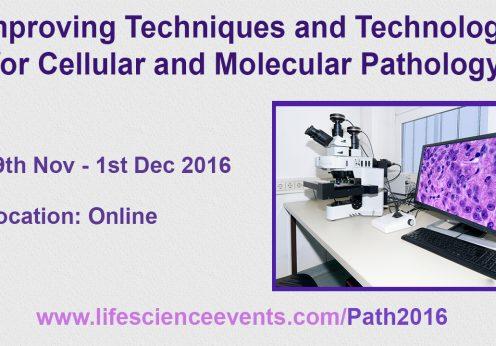 Cellular and Molecular Pathology 2016